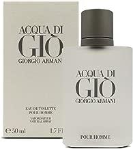 Perfume Acqua Di Gio Pour Homme 50ml Edt Masculino Giorgio