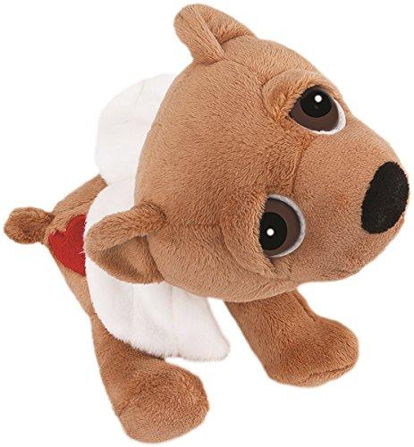 Li'L Peepers - 'Li'L Angel' Medium Brown Bear By Suki Gifts
