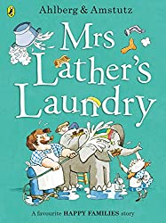 Mrs Lather's Laundry by Allan Ahlberg