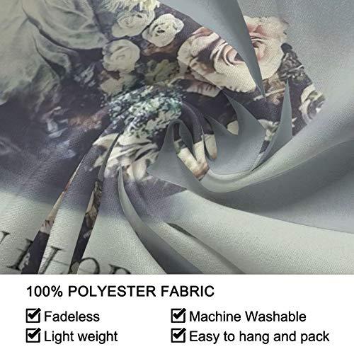 Riverslton Alina Baraz - Urban Flora Tapestries 100% Polyester Tapestry 60 X 40 Inch Blanket Home Decor