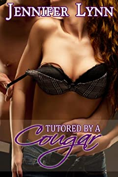 Tutored by a Cougar (May-December Romance)