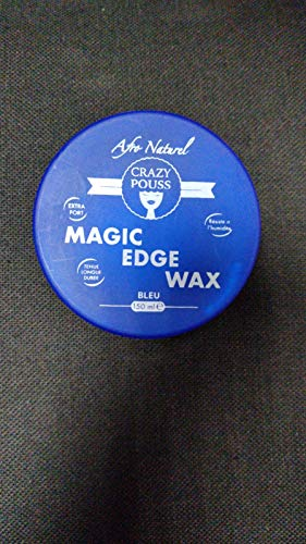 Crazy Pouss - Magic edge wax extra forte bleu