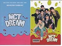 NCT DREAM 写真付 透明 ポストカード 6枚 韓国