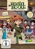 Robin Hood - Schlitzohr von Sherwood - Staffel 1/Folge 1-52 - Die DVD zur TV-Serie [Alemania]