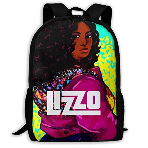 XCNGG Sulisa L-Izzo American Tour 2019 School Bag Teenager Casual Sports Backpack Men Women Student Travel Hiking Laptop Backpack
