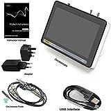 Osciloscopio Digital, Tableta con Pantalla Táctil Osciloscopio 7