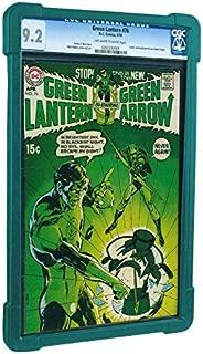 SLAB-PRO GREEN CGC PGX CBCS Graded Case Protector DC BATMAN Comic Books