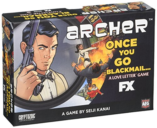 Love Letter Archer: Once You Go Blackmail - Boxed Edition