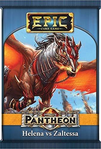 Epic Card Game Expansion: Pantheon - Helena Vs Zaltessa