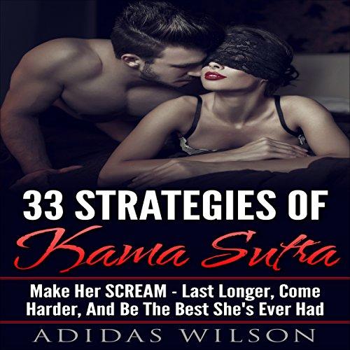 33 Strategies of Kama Sutra audiobook cover art