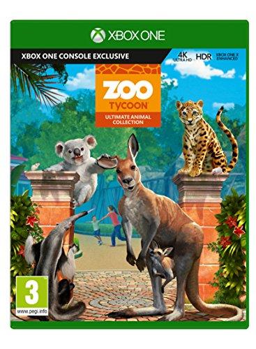Zoo Tycoon: Ultimate Animal Collection - Xbox One [Importación inglesa]