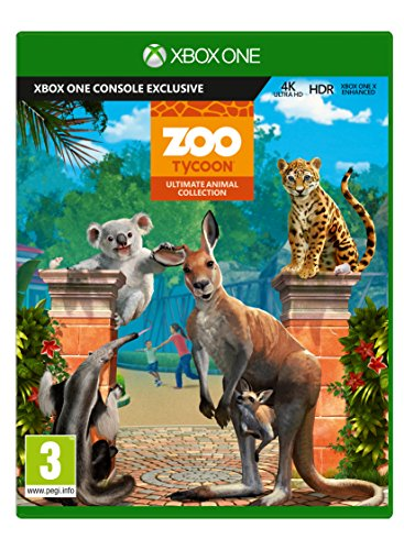 Zoo Tycoon: Ultimate Animal Collection - Xbox One [Importación inglesa]