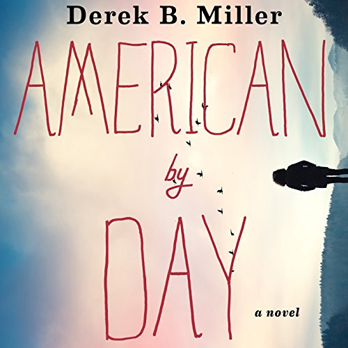 American by Day audiobook cover art
