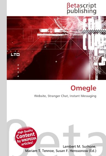 Omegle: Website, Stranger Chat, Instant Messaging