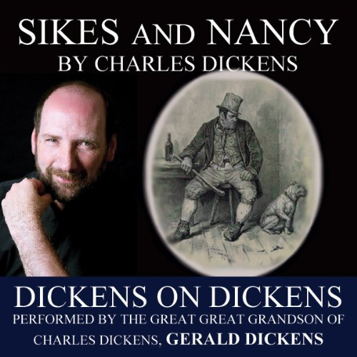 Sikes and Nancy audiobook cover art