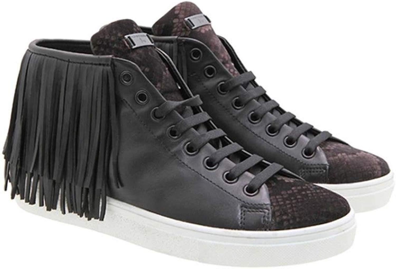 Schuhe, Damen Outdoor Fitnessschuhe Schwarz Schwarz 36 EU