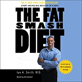 The Fat Smash Diet audiobook cover art