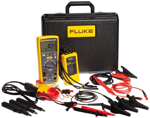 Fluke 1587 MDT Advanced Insulation Motor and Drive Troubleshooting Multimeter Kit