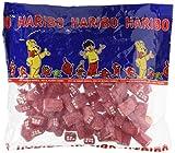 Haribo - Ladrillos Fresa Pica - Geles Dulces - 1 kg