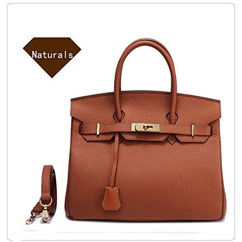 zhuao nieuwe lederen handtas, leer mode Lychee platina tas, vrouwen persoonlijkheid stiletto tas