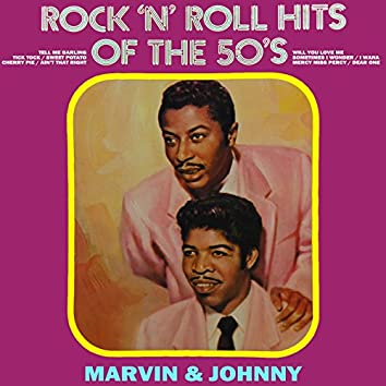 Rock 'N' Roll Hits Of The 50's