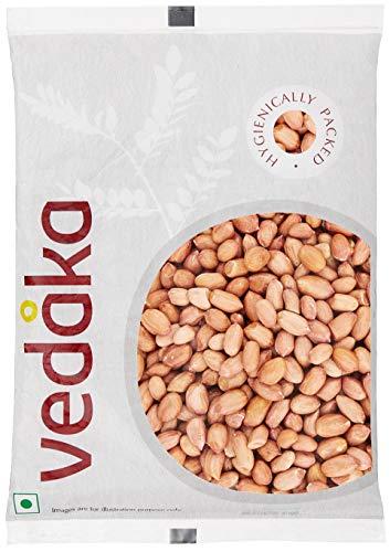 Amazon Brand - Vedaka Raw Peanuts, Pink, 1kg 2