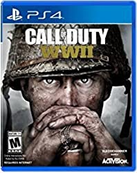 Call of Duty: WWII - PlayStation 4 - Playstation 4 Edition (English Only)