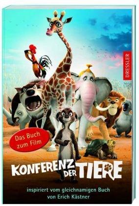 Konferenz der Tiere (Filmbuch): Nach Motiven des Buches von Erich Kästner