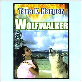 Wolfwalker audiobook cover art