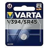 Varta 394101111 - Pila Oxido de Plata, Plateada
