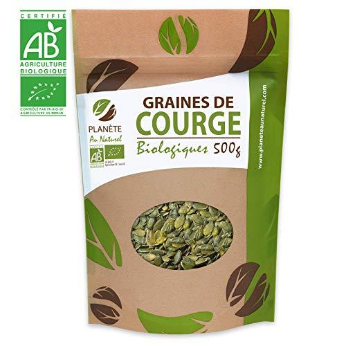 Graines de Courge Bio (500 g)