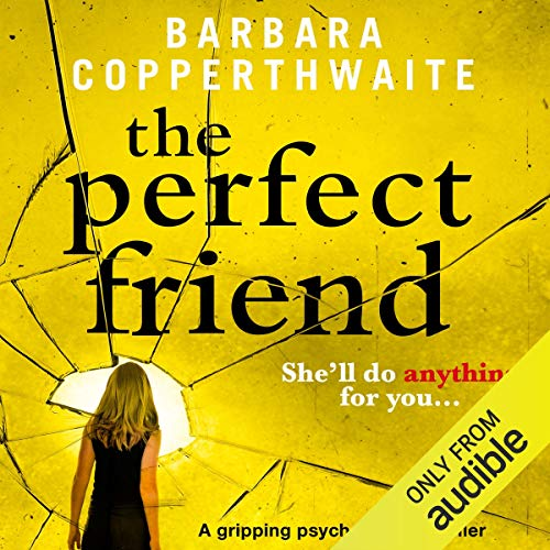The Perfect Friend audiobook cover art