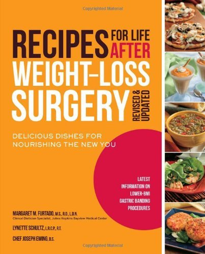 By Margaret M. Furtado - Recipes for Life After Weight Loss Surgery: Delicious Dishes for Nourishing the New You-Featuring 50 New Recipes and Expanded Information on New, Popular Surgeries (Revised edition)