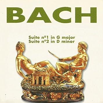 Bach - Suite Nº 1 in G Major - Suite Nº 2 in D Minor