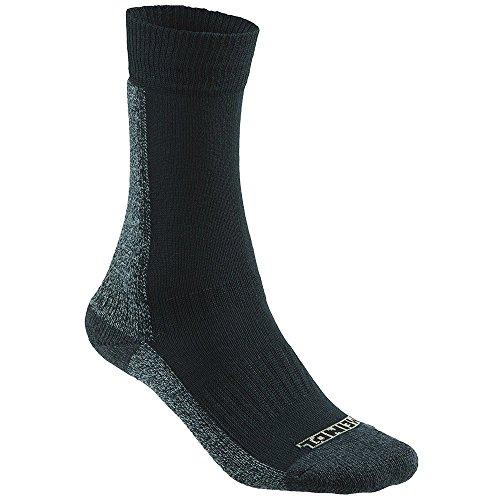 Meindl Trekking Socken schwarz, Größen:48 - 50