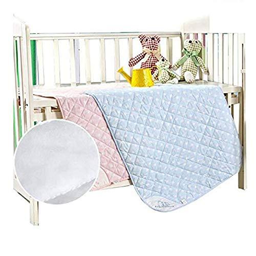 "[Upgrade]CloverCat 2 Pack Large Size 35x27"" Bed Pads..."