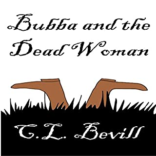 Bubba and the Dead Woman audiobook cover art