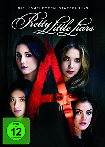 Pretty Little Liars - Staffel 1-5 (Limited Edition) (28 DVDs)
