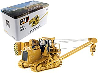 CAT Caterpillar 587T Pipelayer with Operator 1/50 Diecast Model by Diecast Masters 85272