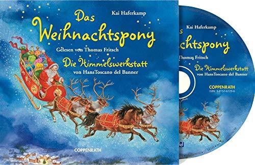 Das Weihnachtspony & Die Himmelswerkstatt CD (Edition Auge & Ohr)