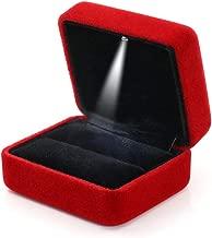 Best beautiful engagement ring box Reviews