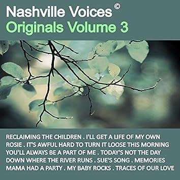 Originals, Vol. 3