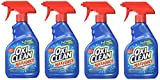 OxiClean Max Force Stain Remover Spray, 12 Ounce (Pack of 4), 12 Fl Oz (Pack of 4)