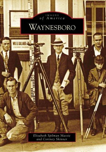 Waynesboro (Images of America)