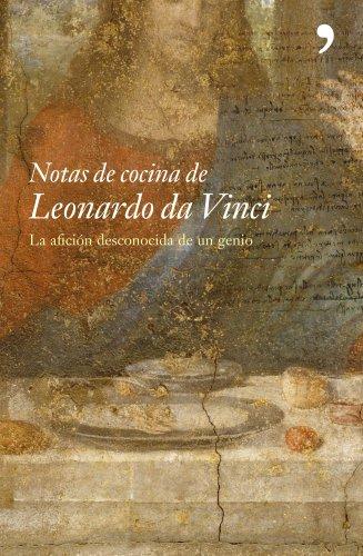 Notas de cocina de Leonardo da Vinci (Fuera de Colección)