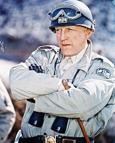 Moviestore George C. Scott als Gen. George S. Patton Jr. in Patton 25x20cm Farbfoto