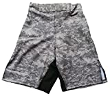 Combatives Gear ACU Camouflage MMA Fight Shorts (34)