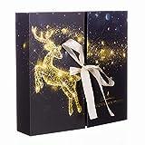 Calendario dell'Avvento Calendario natalizio per uomini Gadget per lui 24 porte con idea regalo 9230