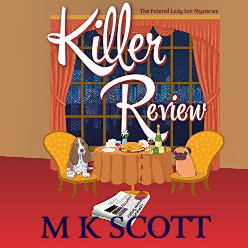 Killer Review cover art