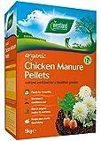 Westland Organic Chicken Manure Pellets, 5 kg